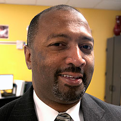Principal Anthony Holland
