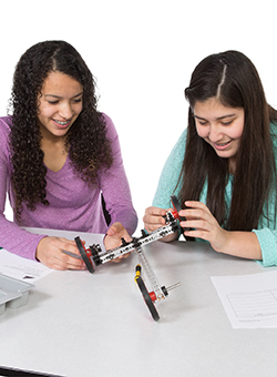 Middle-school STEM Design