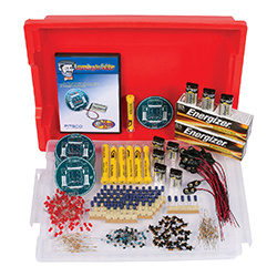 Pitsco Education - Shop - Engineering - Electrical Engineering - Multi-Student Project Packs