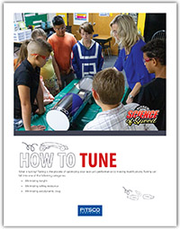Pitsco Education - TSA - Resources - How to Tune
