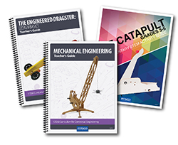 Pitsco Education - Shop - Engineering - Mechanical Engineering - Activity Guides and Curriculum