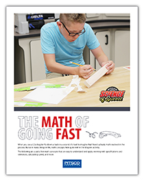 Pitsco Education - Dragsters - Resources - Math of Speed