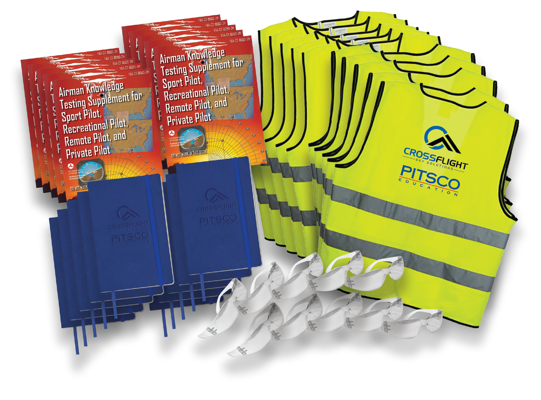 Pitsco Education - Our Programs - Grades 11-12 - Supply Kit