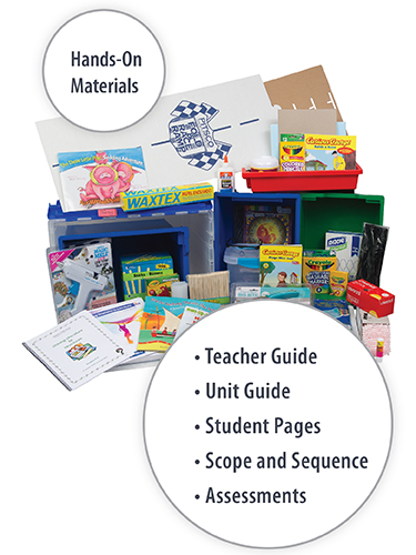 Pitsco Education - K-2 - STEM Units