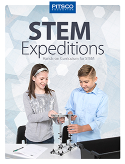 Pitsco Education - In the classroom brochures
