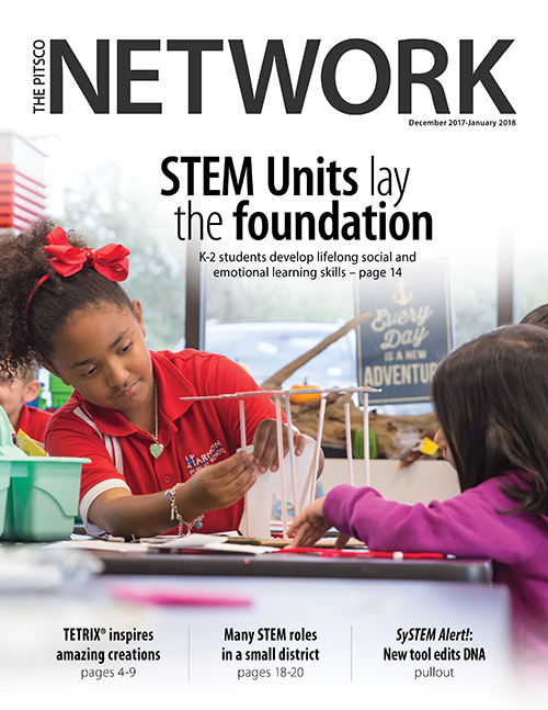 Pitsco Education - Publications Network Cover