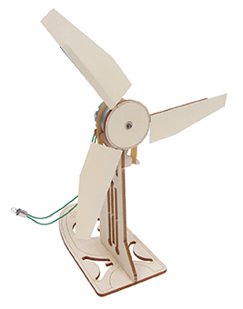 Pitsco Education - Sustainable Energy Engineering - Shop Wind Energy
