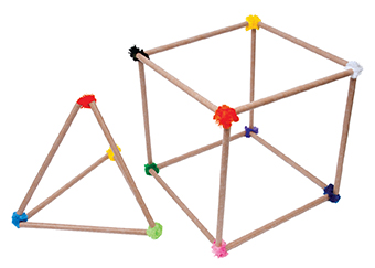 Pitsco Education - Structures - Shop Straw Structures