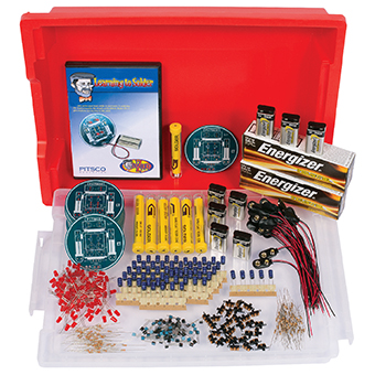 Pitsco Education - Electrical Engineering - Shop Multi-Student Packs