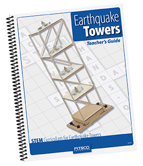 Pitsco Education - Earthquake Engineering - Shop Activities and Curriculum