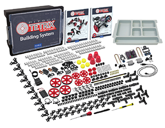 Pitsco Education - Shop - Aerospace - Multi-Student STEM Units
