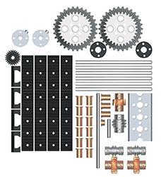 Pitsco Education - TETRIX Robotics - Shop Parts Packs