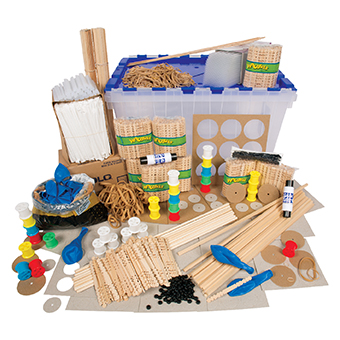 Pitsco Education - Grades 3-5 - Shop Makerspace