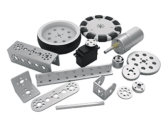 Pitsco Education - FTC - Shop Spare Parts Packs