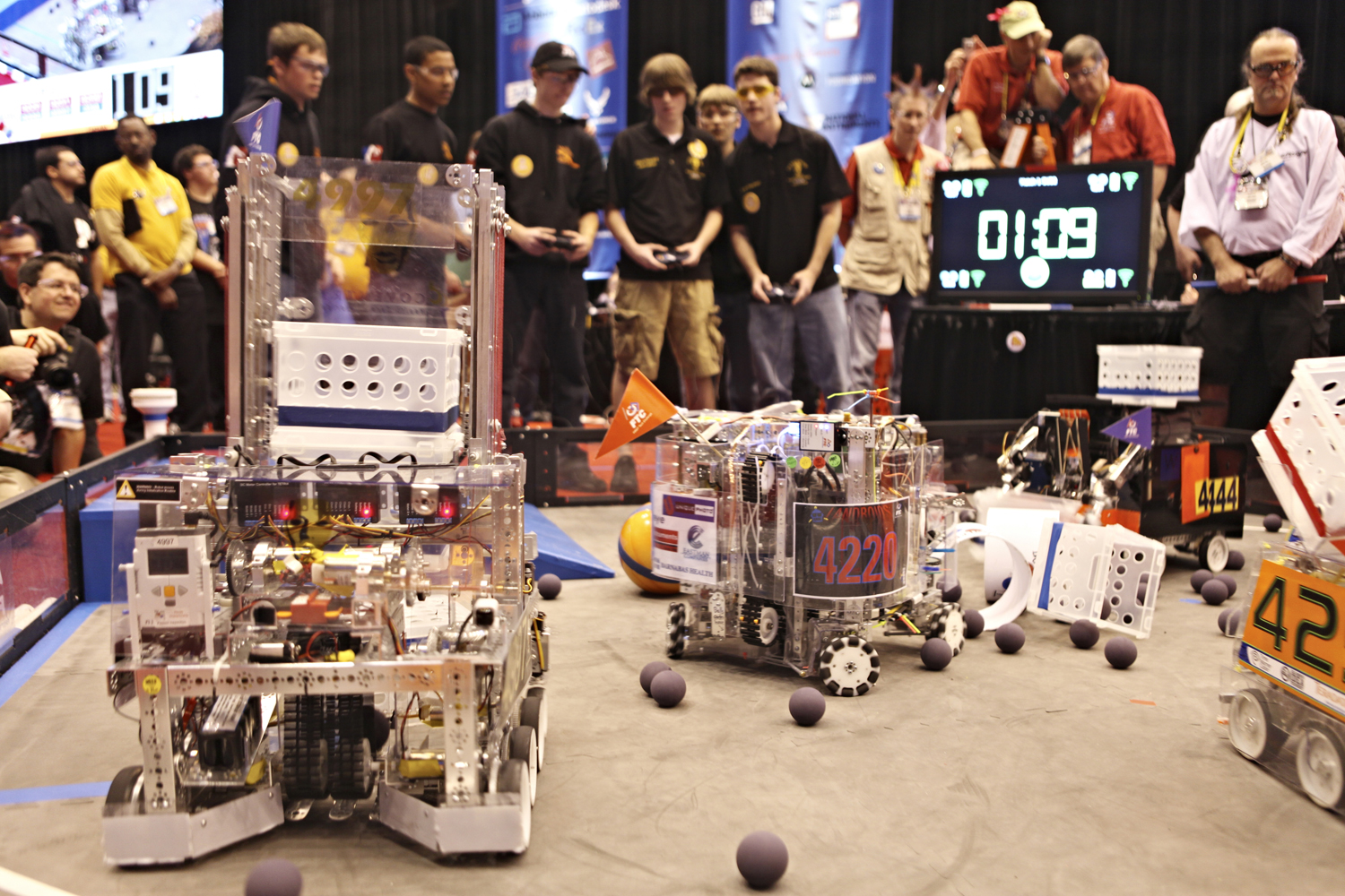 Competition Robot Kits