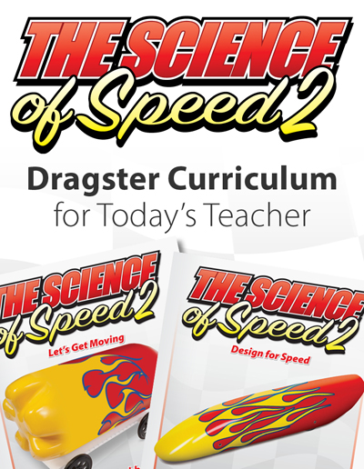 dragster curriculum; stem curriculum