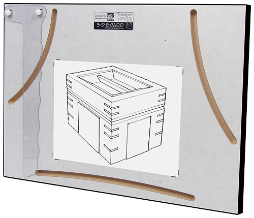 perspective drawing board for 11 x 17 paper w82147