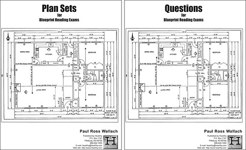 Plan sets and blueprint reading exam 2 volume set w81808 view larger image malvernweather Image collections