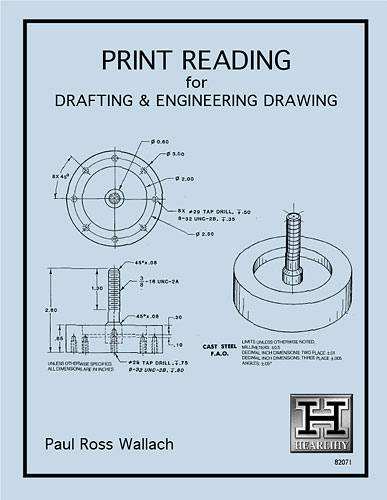Print reading for drafting engineering drawing w82071 view larger image malvernweather Image collections