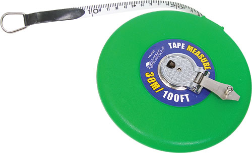30Meter WindUp Tape Measure W34053
