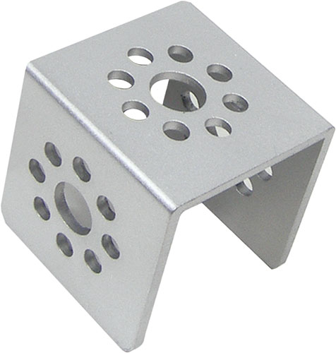 48x48mm Details about  /U-channel Channel 13 Holes For //gobilda//TETRIX//FTC//FRC//FIRST//WRO