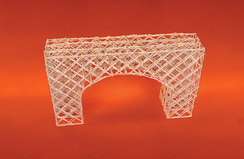 Masterpiece Toothpick Bridges A Guide For Teachers And Students W59026