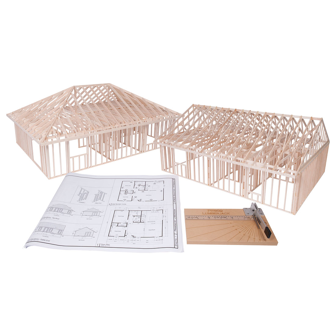 True Scale House Framing Kit (W36790)