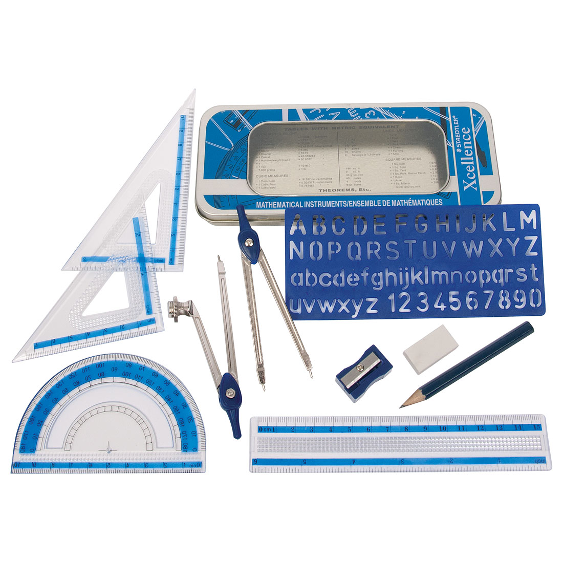 Opinions on mathematical instrument for Place setting images