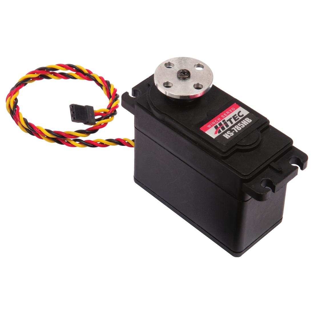 Tetrix Max Quarter Scale Hs 785hb Winch Servo Motor With