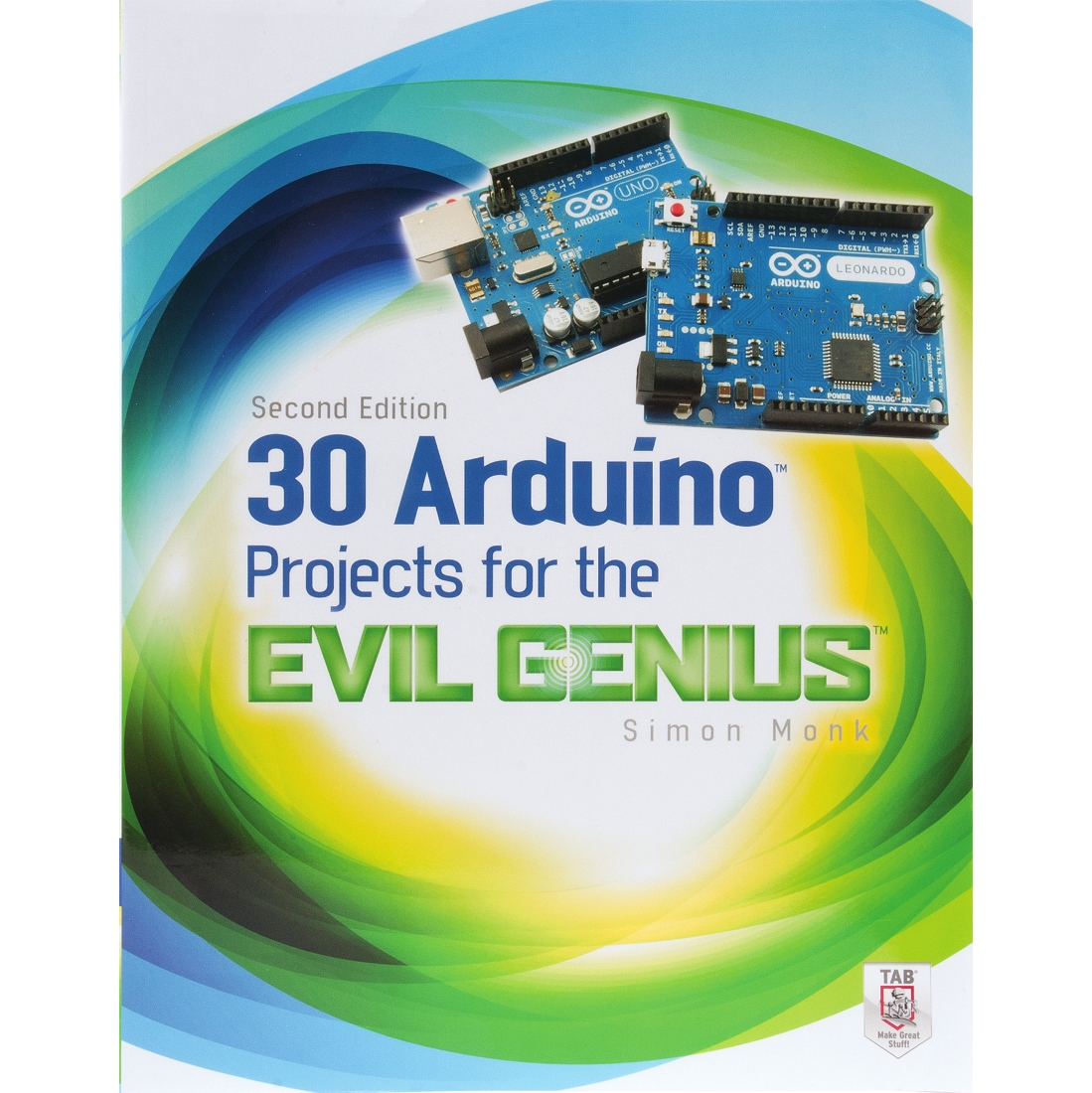 Arduino projects for the evil genius w