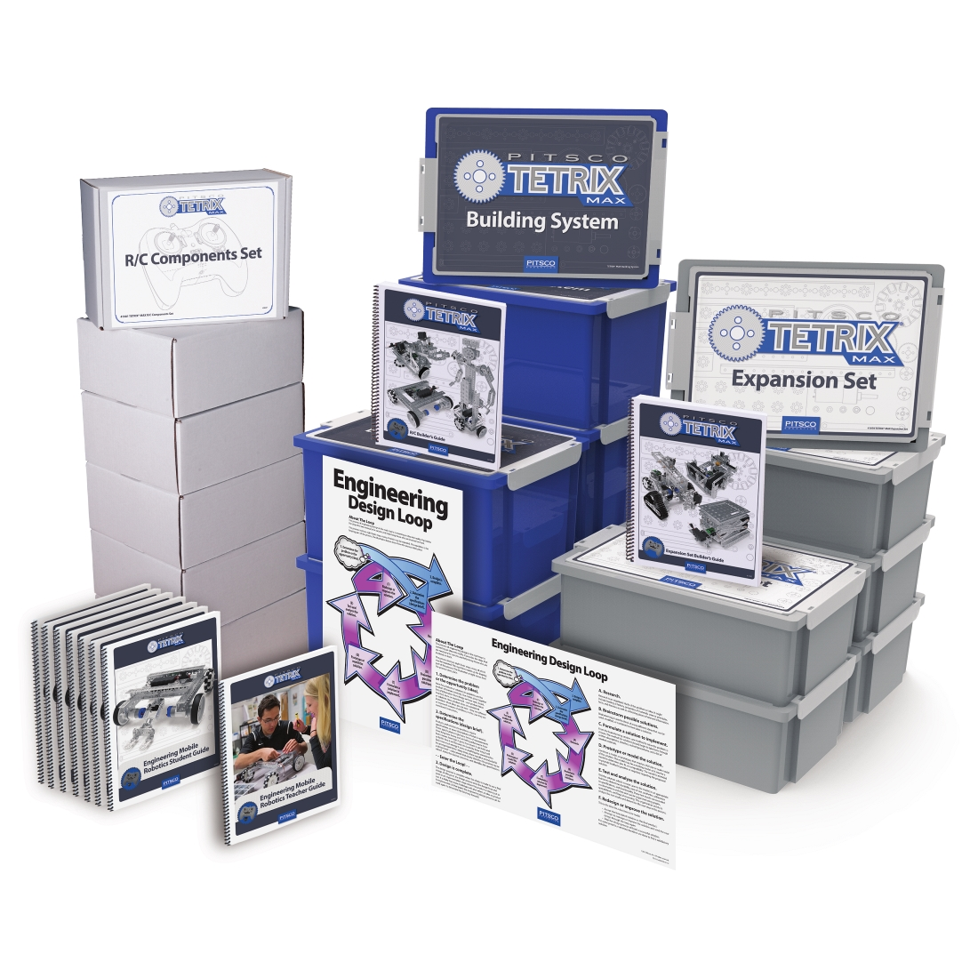 TETRIX® MAX R/C Getting Started Package