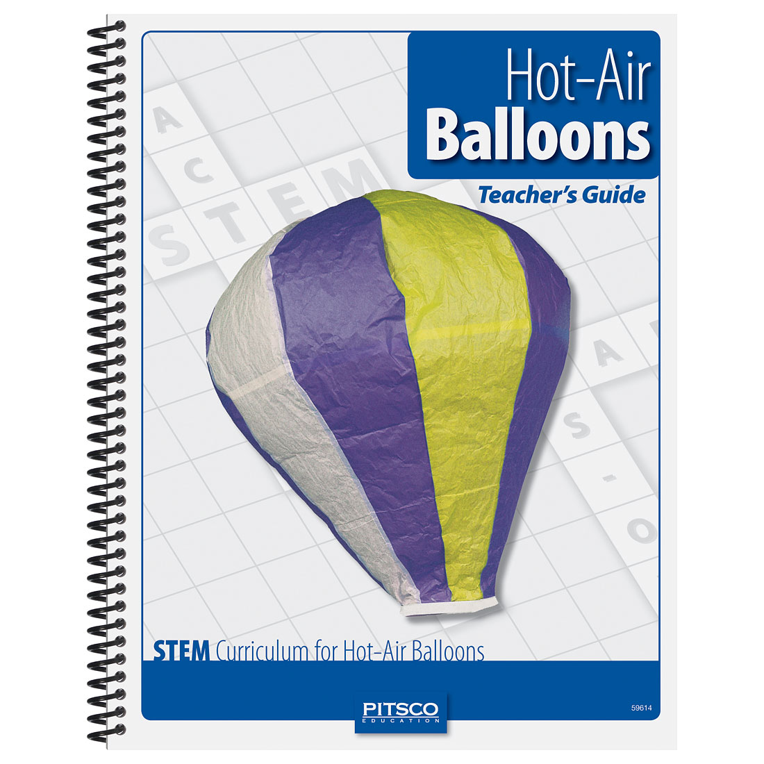 Hot-Air Balloons Teacher\'s Guide (W59614)