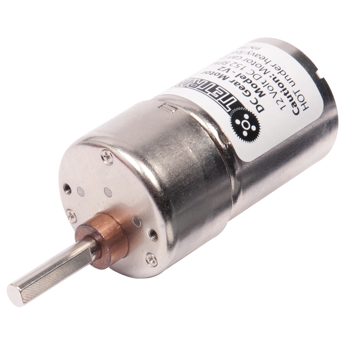 Tetrix max dc motor w39530 for What is dc motor