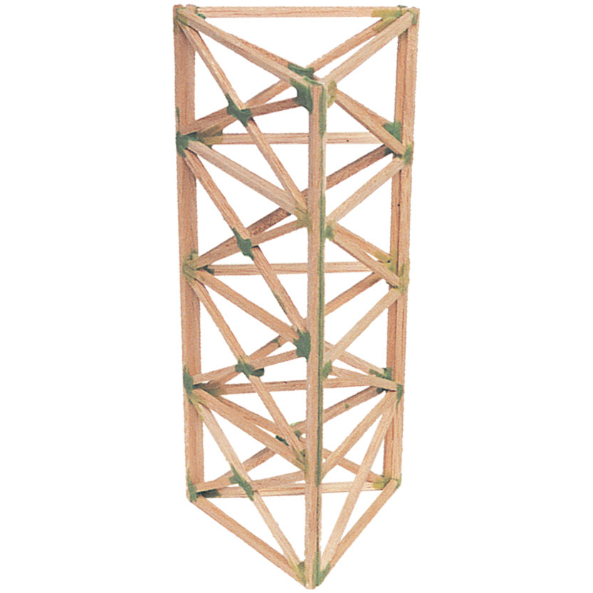 100+ [ Structure Study In Balsa Wood ] | Tutorials,Wood ...
