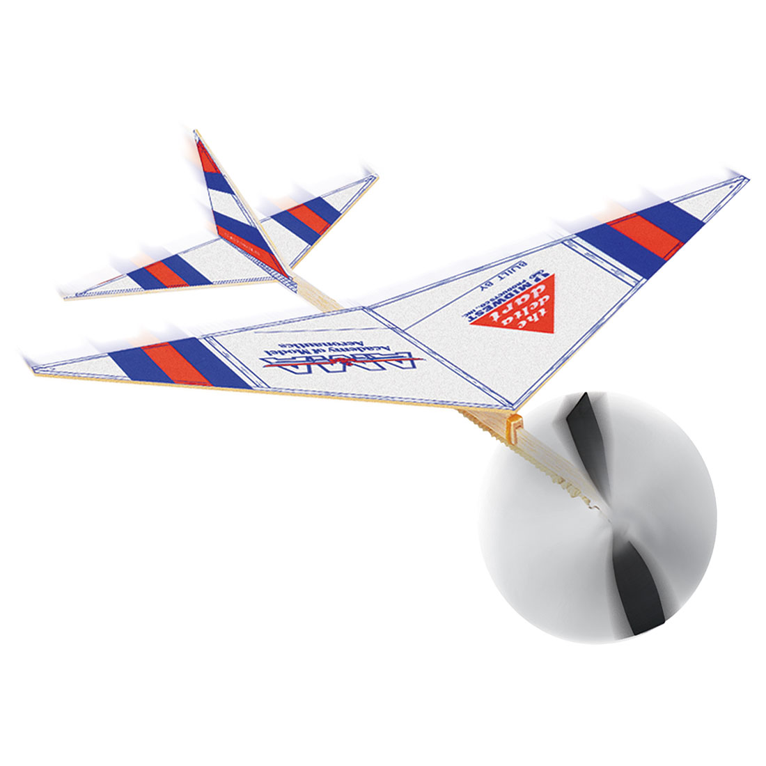 Rubber Band Powered Airplanes 5