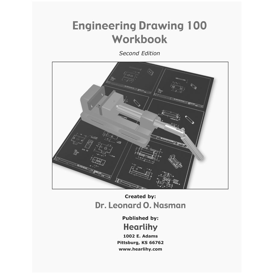 Engineering Drawing 100 Workbook (W72918)
