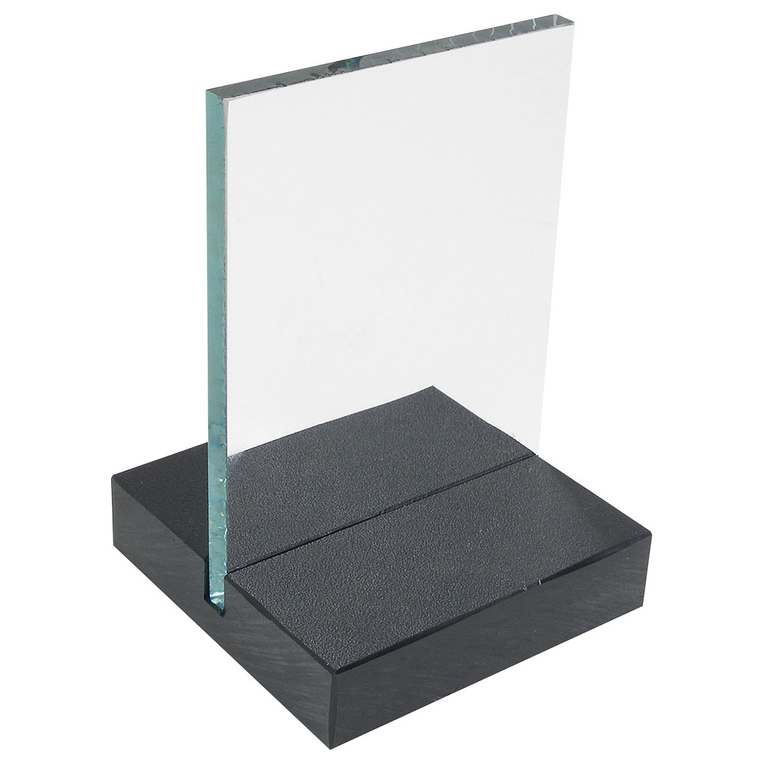 Front reflecting mirror with stand w32465 for Reflection miroir