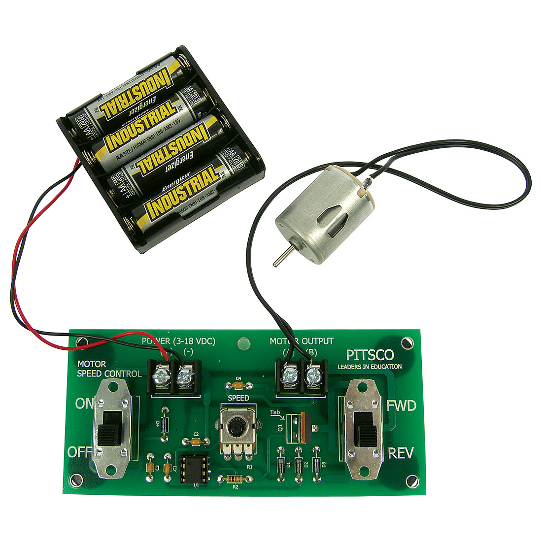 Dc Motor Controller W33021