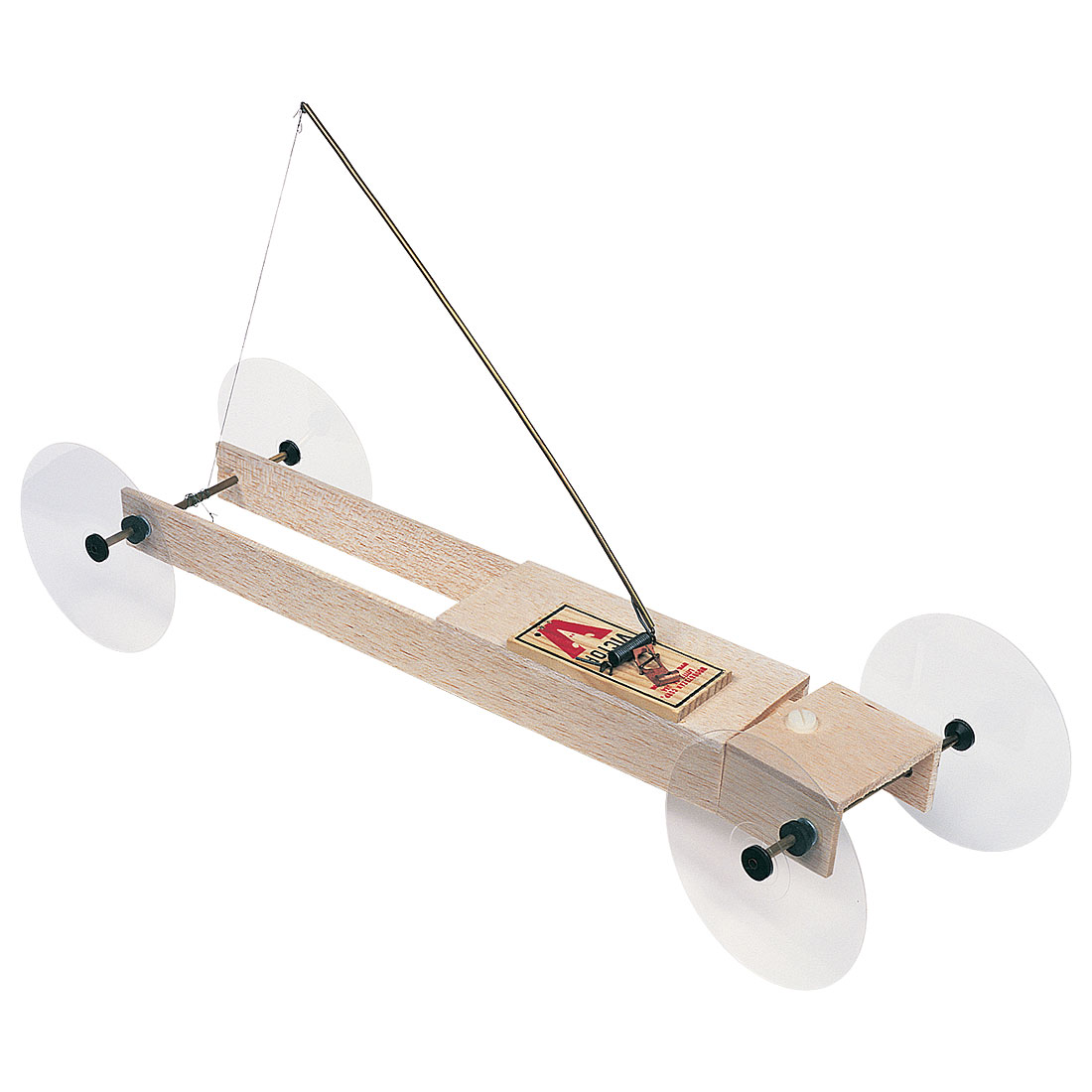 Mousetrap Vehicles