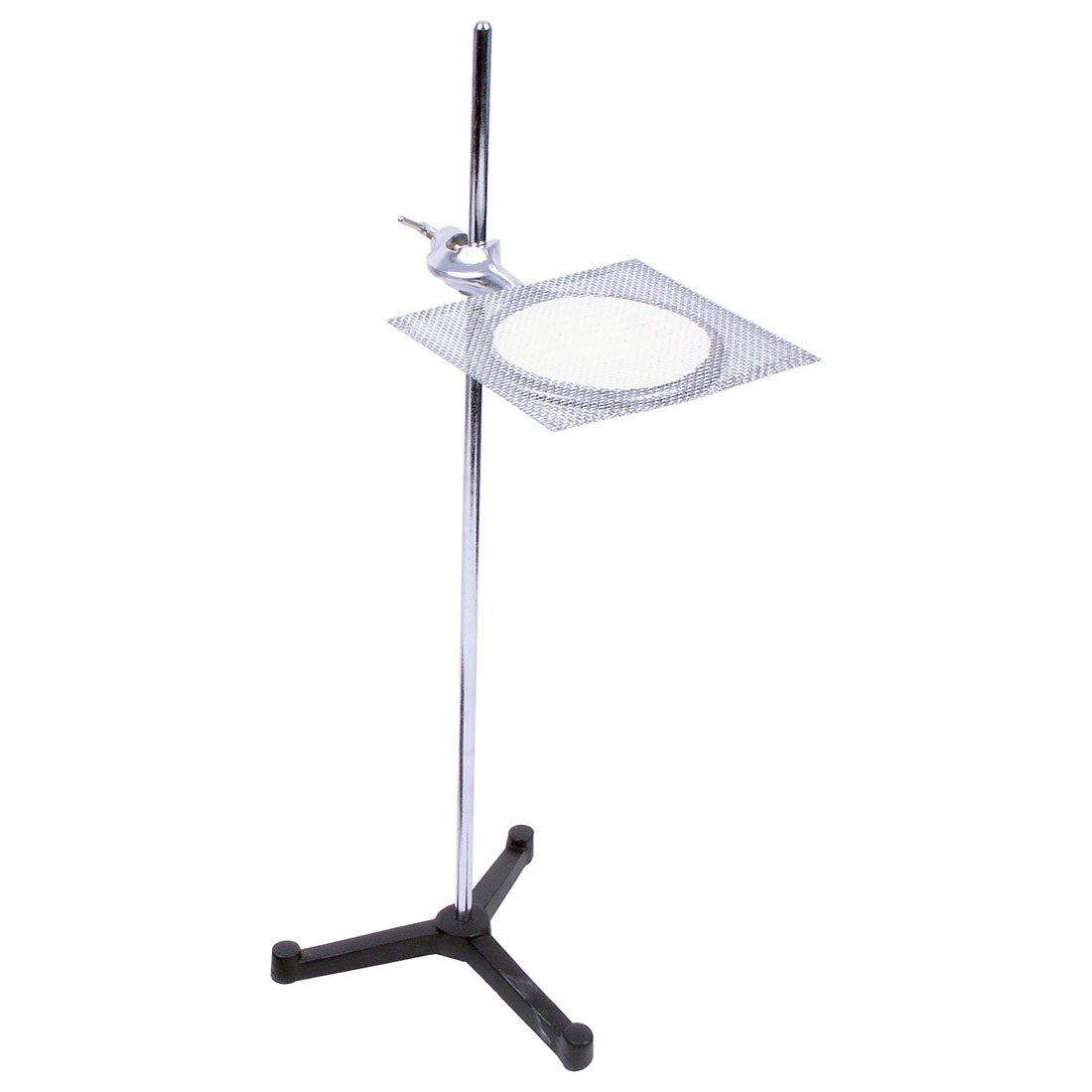 Chemistry Ring Stand Use