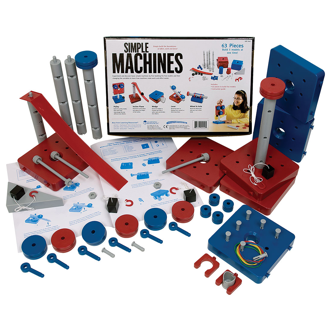 Simple Machines Set W34394