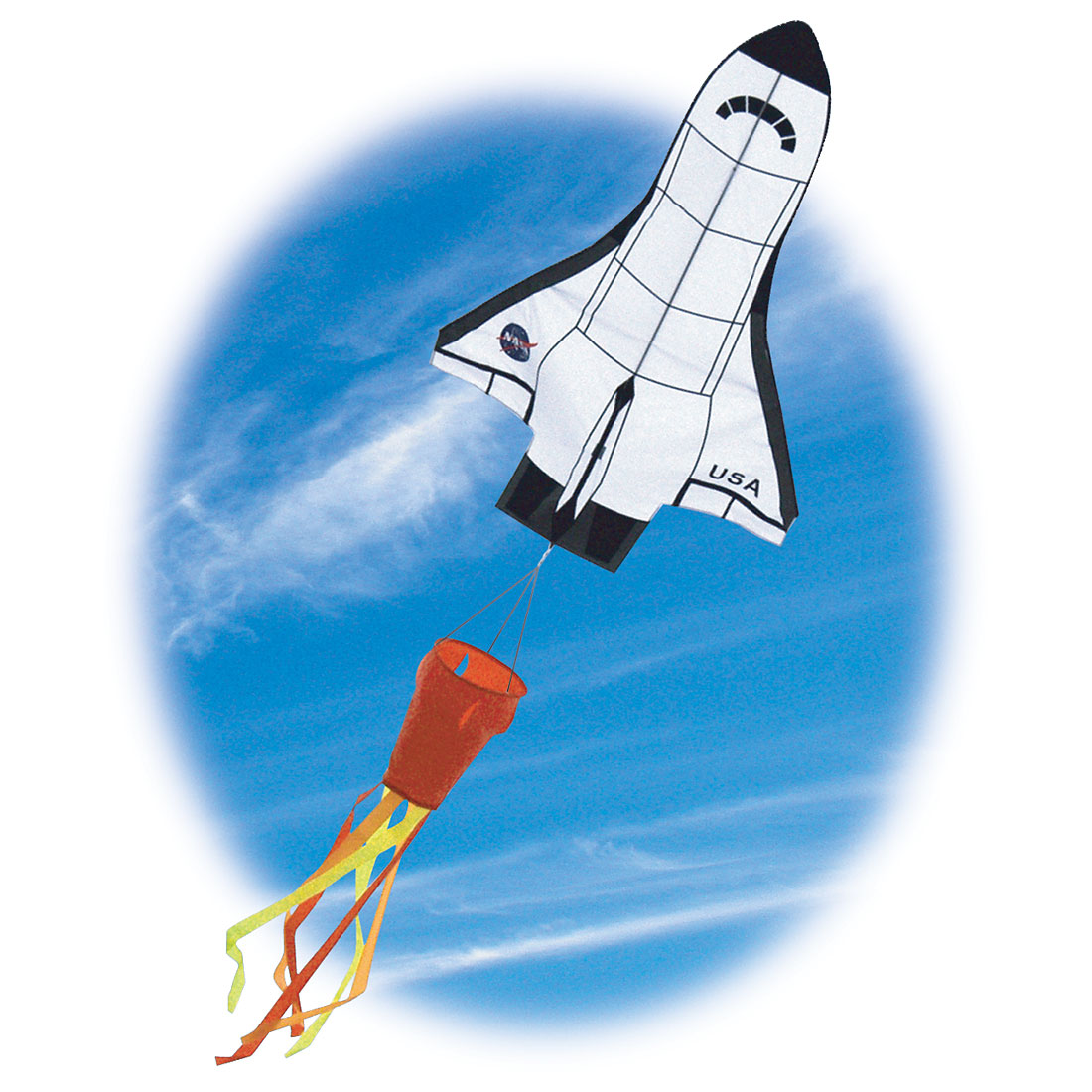 Space Shuttle Kite (W33043)