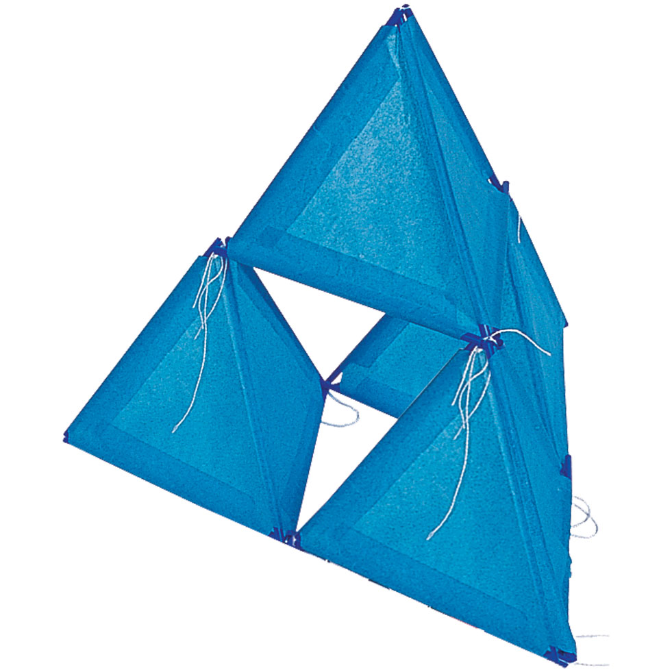Tetrahedron Kite | www.galleryhip.com - The Hippest Pics