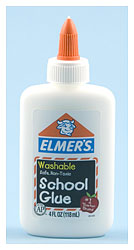 White School Glue