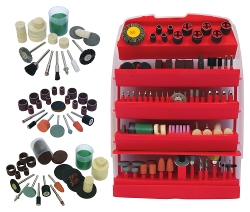 Rotary Tool Bit and Accessory Sets
