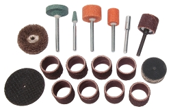 Sanding and Grinding Bit Set