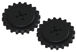 TETRIX<sup>&reg;</sup> MAX Tank Tread Sprocket