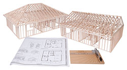True Scale House Framing Kit