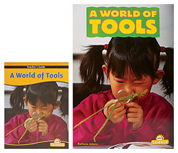 A World of Tools Big Book & Teacher's Guide