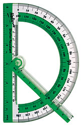 180° Swing Arm Protractor